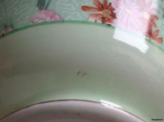 Shelley Melody Tea Cup Saucer & Salad Plate Trio Chintz Henley Gold