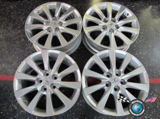 four 07 12 Lexus LS460 Factory 18 Wheels OEM Rims LS600HL 74221