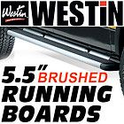 Westin Sure Grip Running Board Kit 4 LED Lights Harness items in