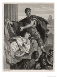 Julius Caesar, Mark Antonys Funeral Oration Over the Corpse of Caesar