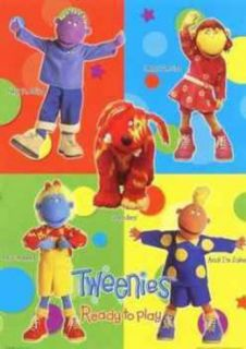 Tweenies   Quarters Poster