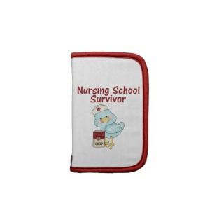 Nursing School Survivor 2 Folio Planner