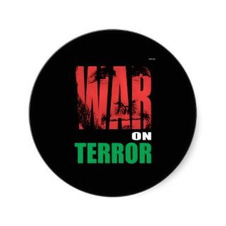 War On Terror Sticker
