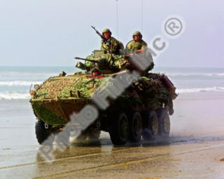 LAV 25 Light Armored Vehicle United States Marine Corps Photograph