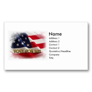 American Flag Business Cards, 1,500+ American Flag Business Card