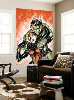 Amazing Spider Girl #29 Cover: Spider Girl and Green Goblin Laminated Oversized Art by Ron Frenz