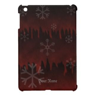 Personalized Snowflakes In Hell iPad Mini Case
