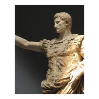 Julius Caesar Custom Letterhead