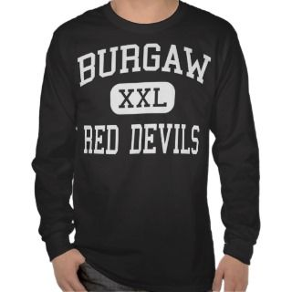 Burgaw   Red Devils   Middle   Burgaw T shirts