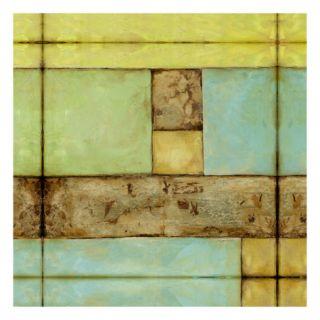 Stained Glass Window I Giclee Print by Jennifer Goldberger
