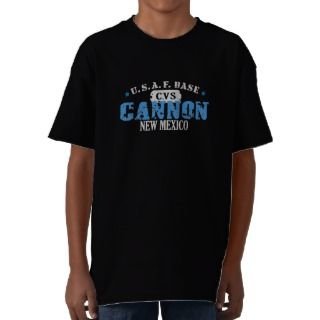 Air Force Base   Cannon, New Mexico T Shirts