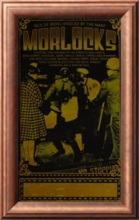 The Morlocks   West Coast Tour Pre made Frame