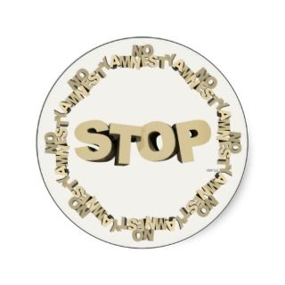 Stop Illegal Immigration Sticker