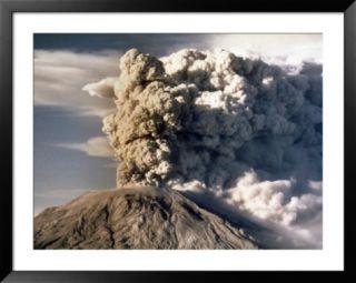 Mount St. Helens Pre made Frame