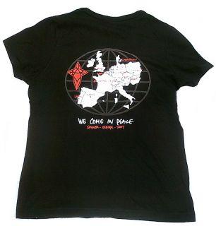 PEARL JAM Tour 2007 Grunge Rock Band RAR T Shirt S/M 38