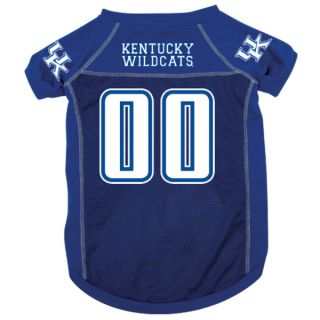 Kentucky Wildcats Premium Pet Football Jersey   Jerseys   NCAA