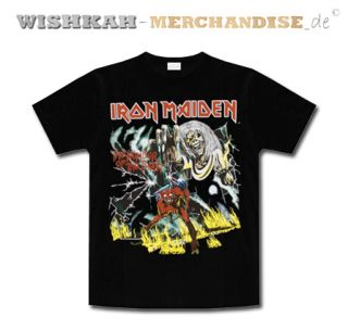 IRON MAIDEN * NUMBER OF THE BEAST * SHIRT * NEU * M XXL
