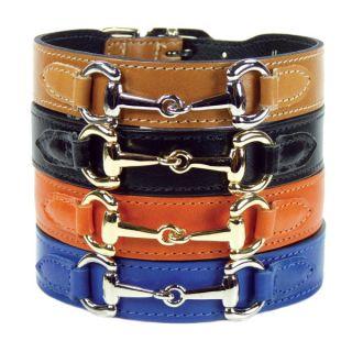 Leather Dog Collars & Chain Dog Collars