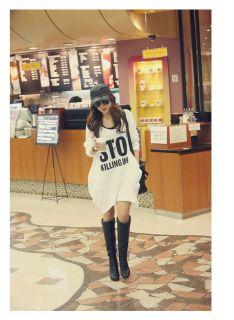 Kleid Top Shirt Sexy Fashionable Classic Damen 36 46