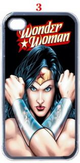Wonder Woman Fans iphone 4 & 4s Hard Case Assorted Style