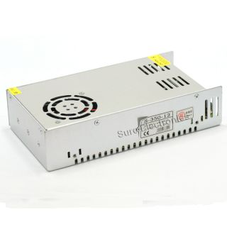 12V 29A 350W AC/DC Universal Regulated Switching Power Supply