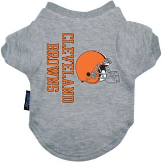 Cleveland Browns Pet T Shirt   Clothing & Accessories   Dog
