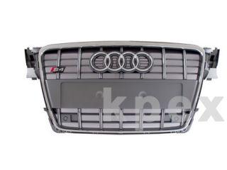NEW Audi S4 Grille + PDCs Titanium 09+ front bumper 8K0853651B Grille