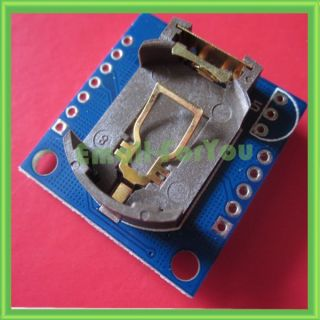 Tiny RTC I2C DS1307 AT24C32 Real Time Clock Module For Arduino AVR UNO