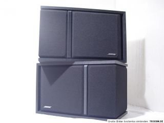 Lautsprecher BOSE 301 Series III L Speaker black direct Reflecting TOP
