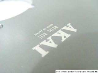 original AKAI 26,5cm Alu NAB Spule Metal Reel Tape Tonbandspule m