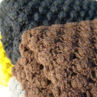 Free Ship Warm Winer Women Girl Kniing Wool Corn Do Schal Halsuch