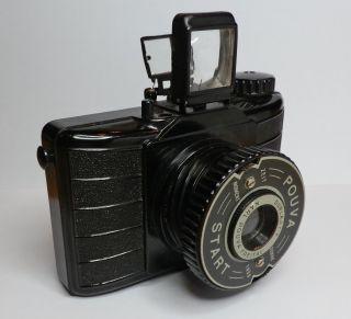 Rollfilmkamera POUVA START 1. Modell #F12