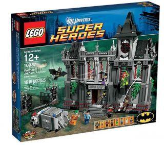 Lego Super Heroes 10937   Batman™ Ausbruch aus Arkham Asylum