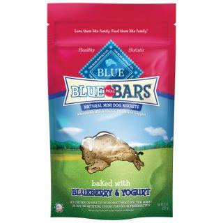 BLUE Natural Baked Mini Bars Dog Biscuits   Treats & Rawhide   Dog