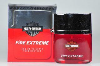 Harley Davidson Fire Extreme 50 ml EdT Spray NEU
