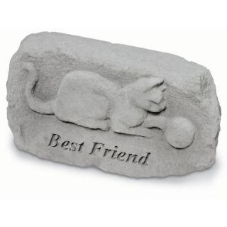 Cat Plaque Memorial Stone   Pet Memorial   Cat