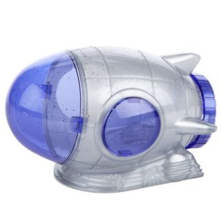 All Living Things® Galaxy Spaceship Tunnel   Toys   Small Pet