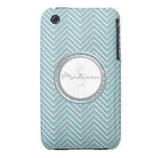 Samsung 3   Chevron Pattern Modern Stripe Zig Zag Case Mate iPhone 3