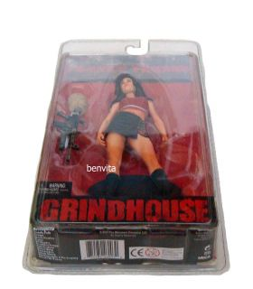 Planet Terror Rose McGowan Cherry 17 cm Figur Neca   Neu