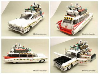 1A, Cadillac 1959 Ambulance, Modellauto 118, Hot Wheels Elite