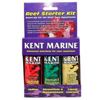 Supplements for Saltwater Fish and Related Saltwater Supplies