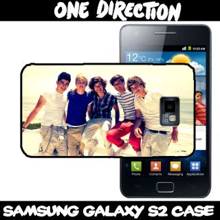 One Direction Samsung Galaxy S2 Covers   Hard Plastic Case Covers