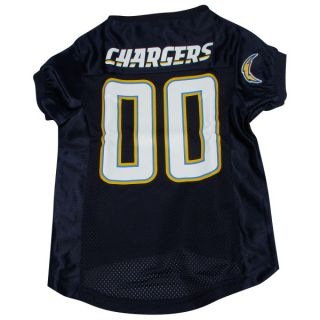 San Diego Chargers Pet Jersey   Jerseys   NFL