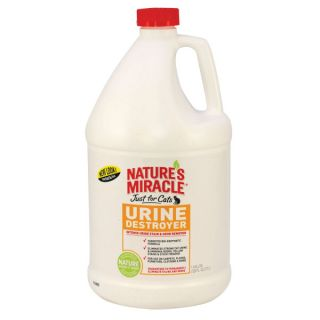 Nature's Miracle Just For Cats Urine Destroyer   1 G