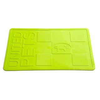 Pet Ego MustafA Mat Pet Placemat   Green