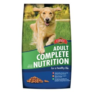 Grreat Choice Complete Nutrition Dog Food   34 Lb