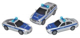 Polizei Auto Polizeiauto 118 Police Polizeiwagen Licht Sound