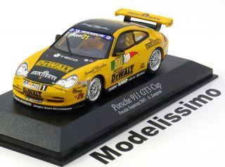 43 Minichamps Porsche 911 #21 GT3 Cup 2003 Zampedri