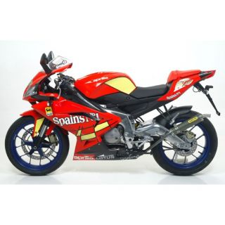 ARROW Auspuff RS125 95 08 APRILIA RS125 Tuono SF 03
