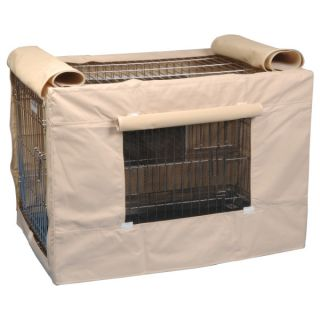 Indoor Dog Kennels � Precision Pet Universal Indoor/Outdoor Crate Cover